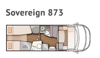 Dicar Sovereign 873