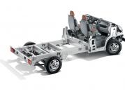 Dicar Cocoon Heavy chassis MTM 4.250kg (enkel bij Fiat 140 PK)