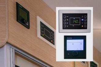 Dicar Cocoon Digitaal controle paneel verwarming