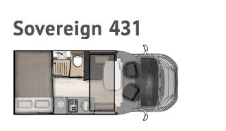 Dicar Sovereign 431