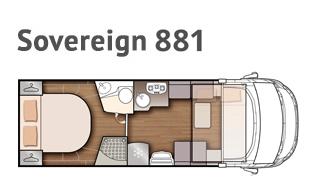 Dicar Sovereign 881